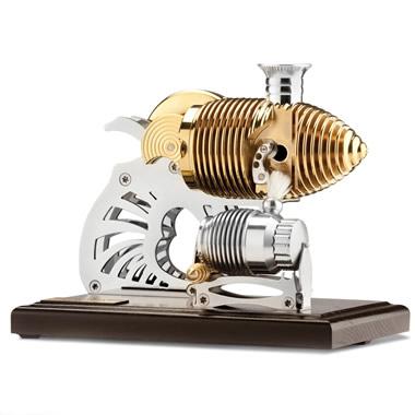 The Desktop Flame Gulper Engine.