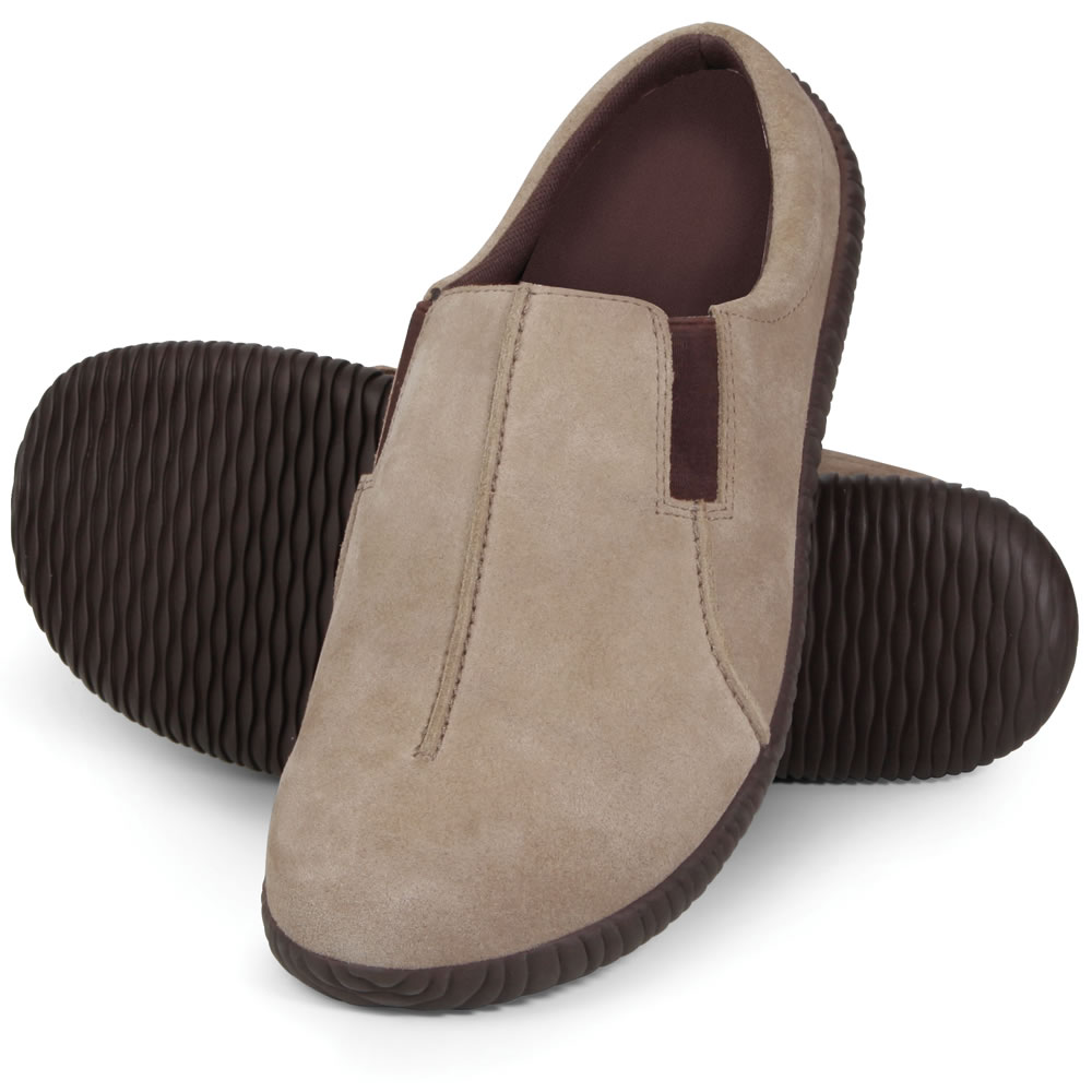 Mens House Shoes For Plantar Fasciitis