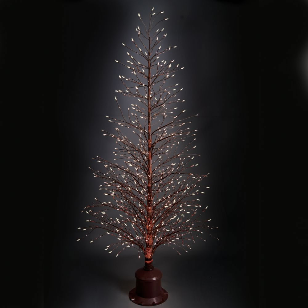 Superb The Color Changing Twinkling Light Tree