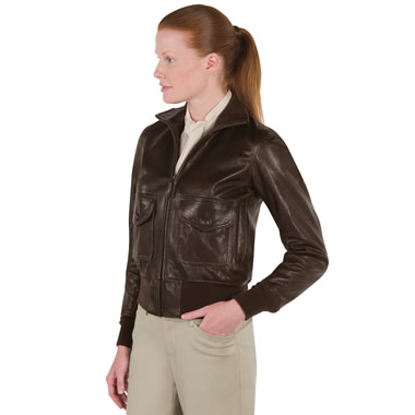 The Amelia Earhart Flight Jacket
