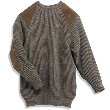 The Genuine Black Sheep Sweater