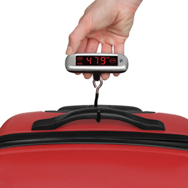 The Large Screen Pocket Luggage Scale.