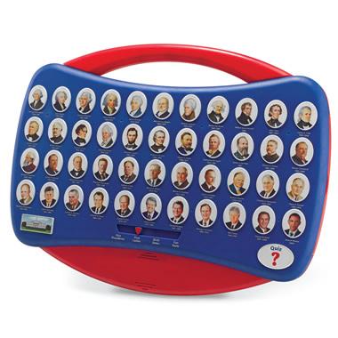 The U.S. Presidents Talking Game
