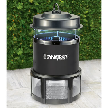The One-Acre Environmentally Safe Mosquito Trap