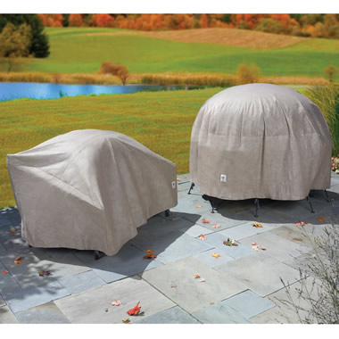 The Water And Mildew Repelling Furniture Cover (Loveseat)
