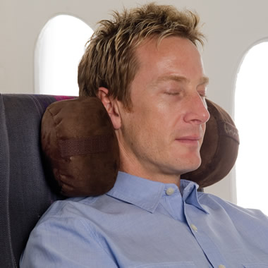 The Optimal Fit Travel Pillow