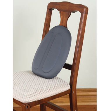 The Totable Back Support Cushion