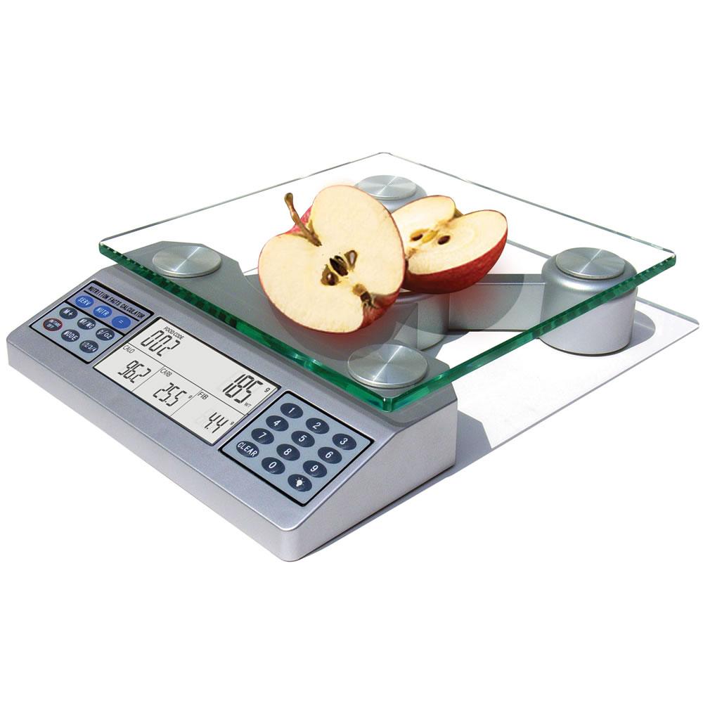 The Best Nutritional Scale - Hammacher Schlemmer