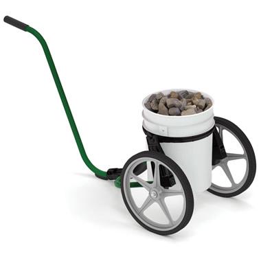 The Bucket Chariot.