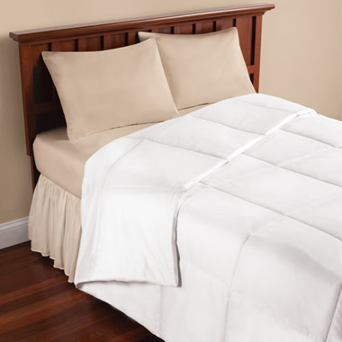 The Temperature Regulating Comforter (Full)