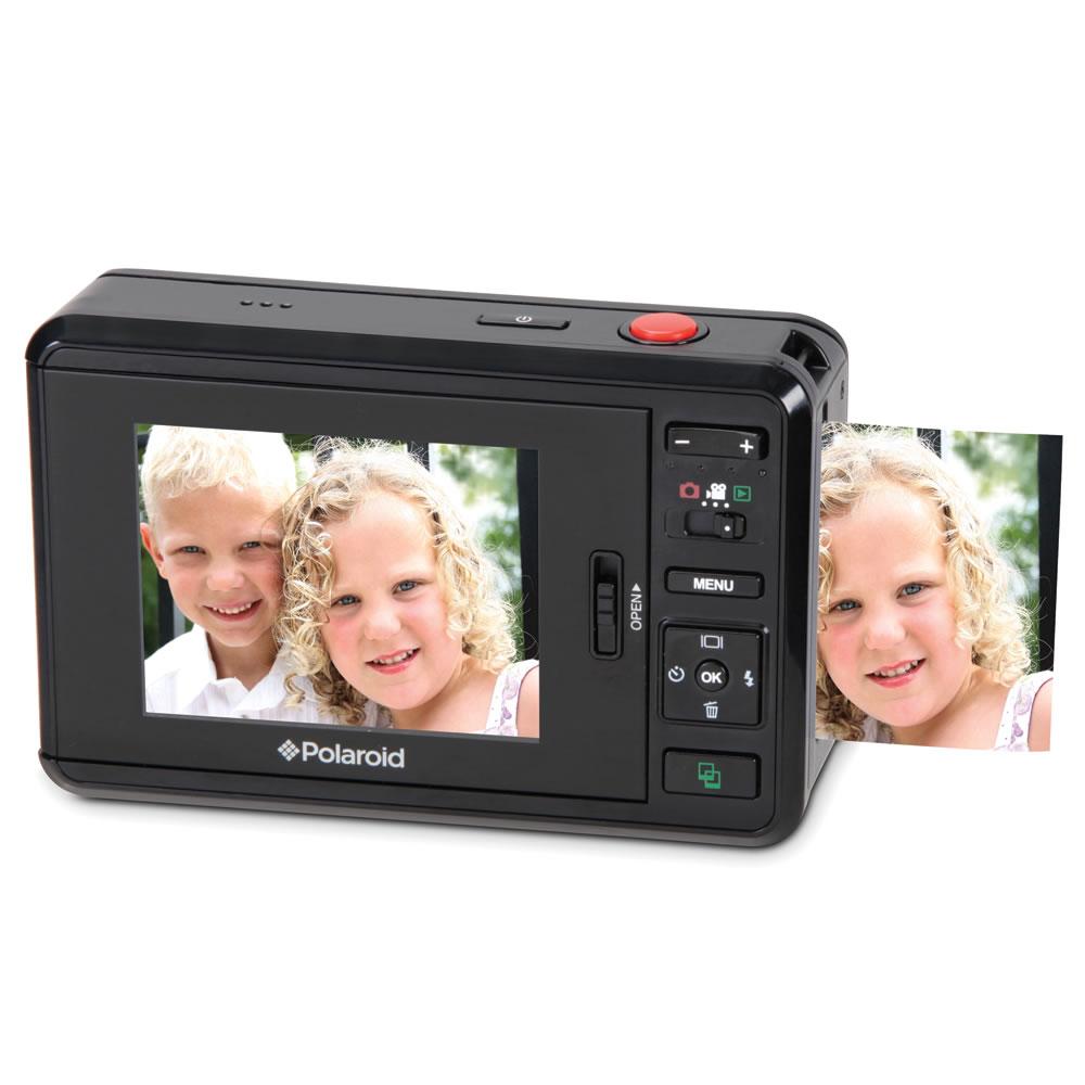 The Digital Polaroid Camera - Hammacher Schlemmer