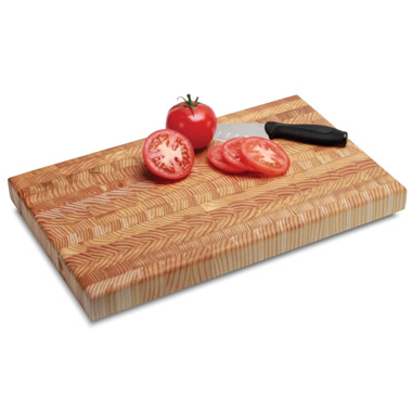 The Scratch Concealing Butcher's Board