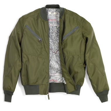 The Classic USAAF Pilot Jacket