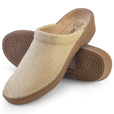 The Lady's Foot Soothing Slides.