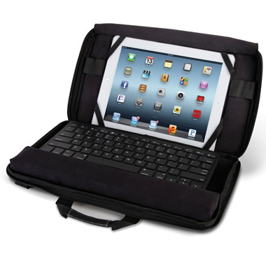 The iPad Wireless Keyboard Tote