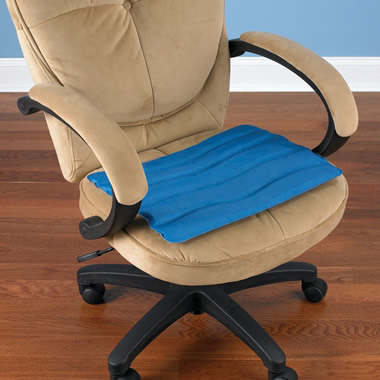 The Cooling Gel Seat Cushion.