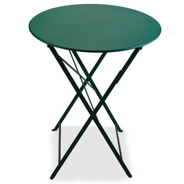 The Genuine Parisian Bistro Table