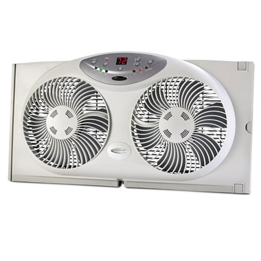 The Best Low Profile Window Fan