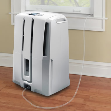 The Self-Emptying Dehumidifier