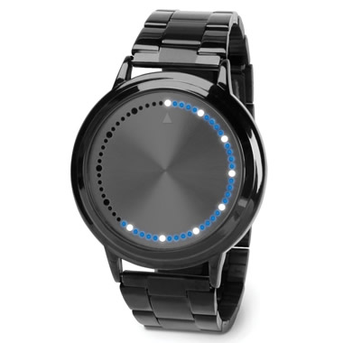 The Circular Array LED Watch