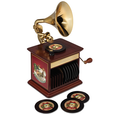 The Classic Christmas Song Gramophone.