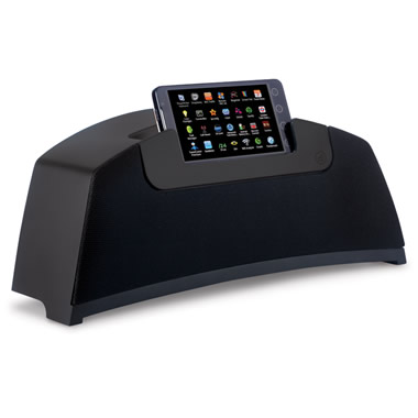 The Android Charging Speaker Dock