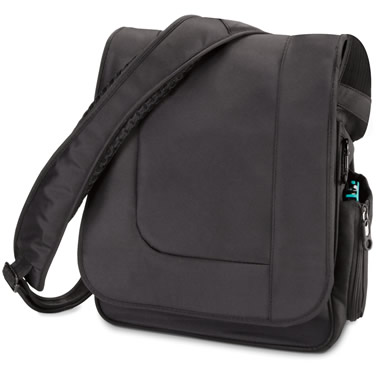 The Thief Thwarting Messenger Bag