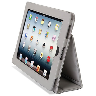 The Stainless Steel iPad Case