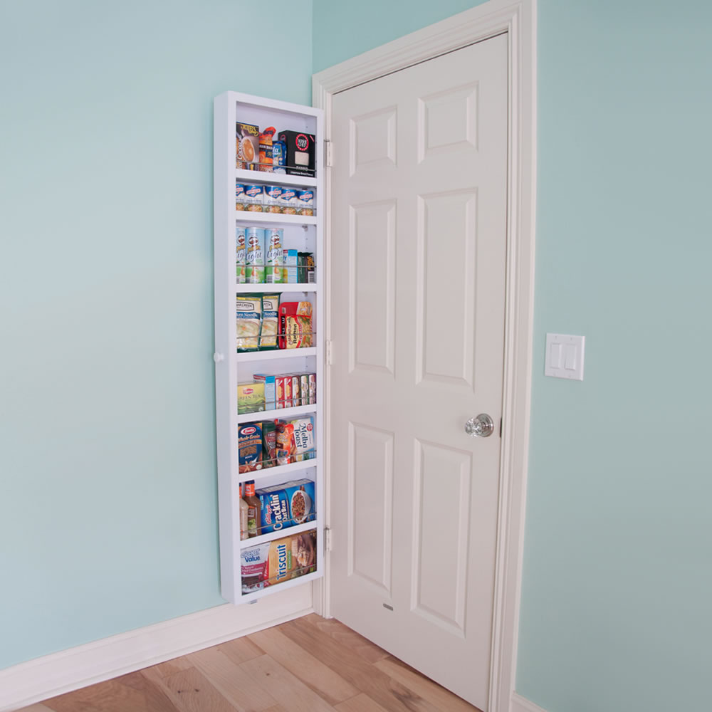 The Back Of The Door Cabinet (Full) & The Back Of The Door Cabinet (Full) - Hammacher Schlemmer