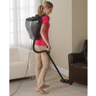 The Backpack Vacuum.