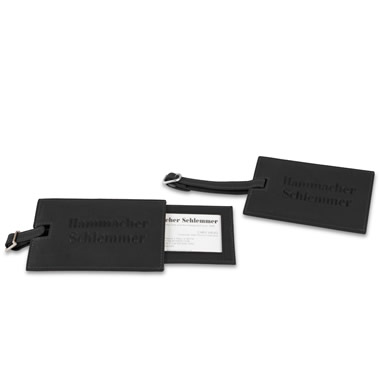 The Leather Luggage Tags