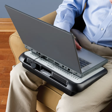 The Electromagnetic Shielding Laptop Tray
