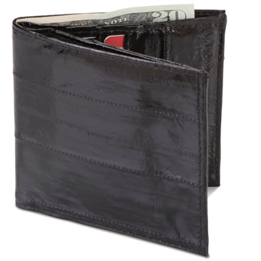 The Eel Skin Wallet