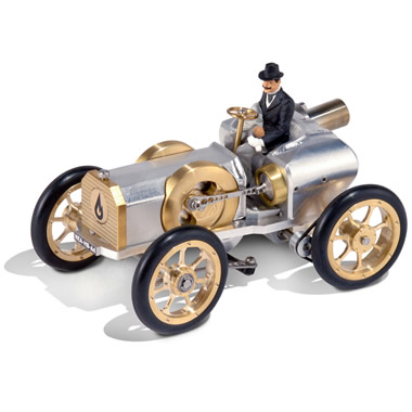 The Stirling Engine 1900 Mercedes