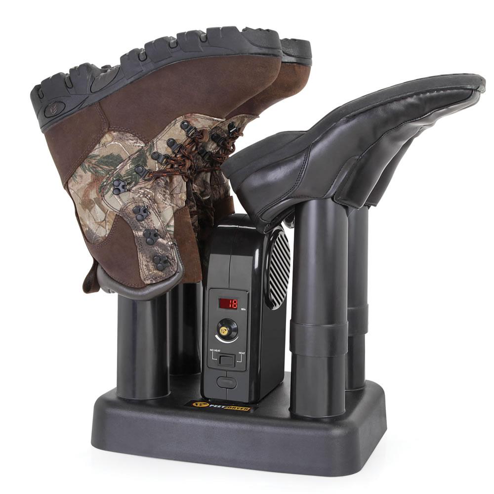 The Best Shoe And Boot Dryer Hammacher Schlemmer