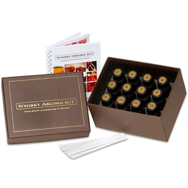 The Scotch Whisky Nosing Kit