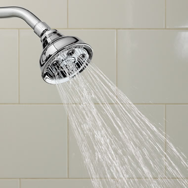 The Pressure Boosting Multi-Spray Showerhead