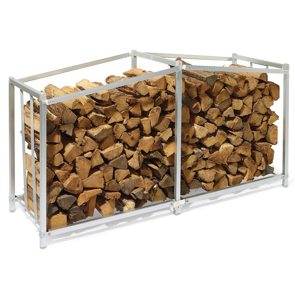 the foldaway firewood rack - Firewood Rack