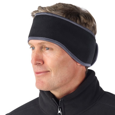 The Cordless Heated Headband.