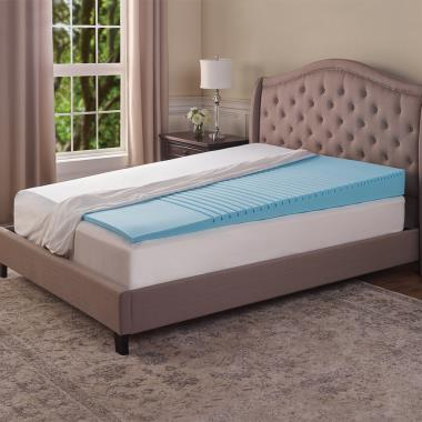 The Inclined Mattress Topper.