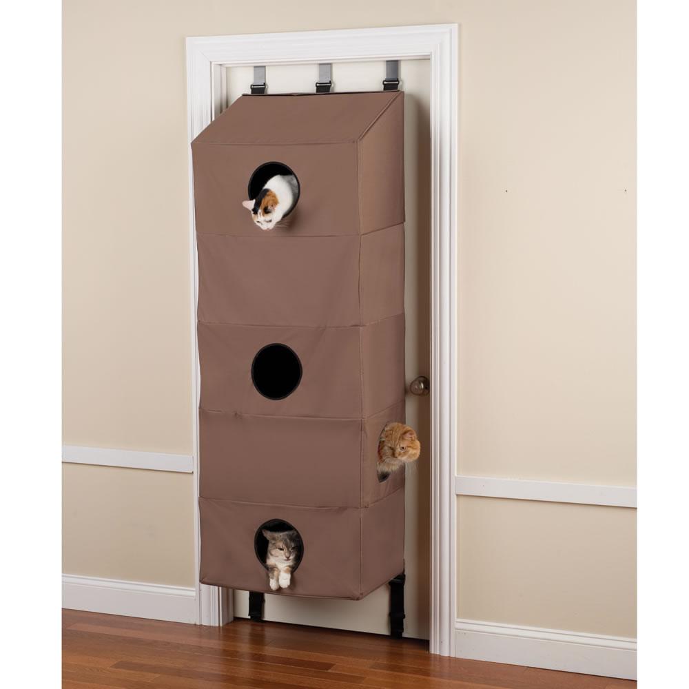 The Over The Door Cat Condo.