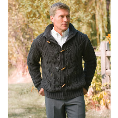 The Convertible Hooded Cardigan