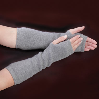 The Cashmere Arm Warmers