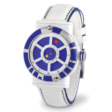The R2-D2 Wristwatch