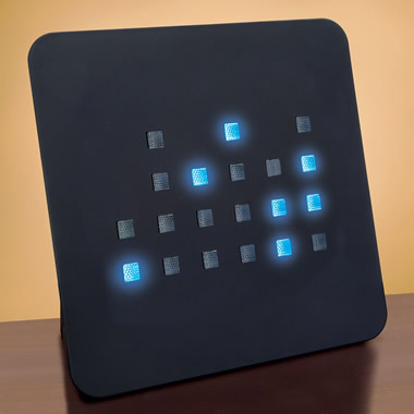 The Base Two Binary Clock