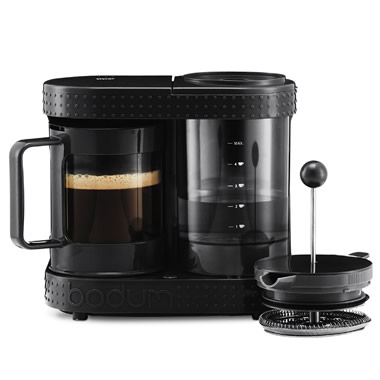 The Only Perfect Temperature Electric French Press