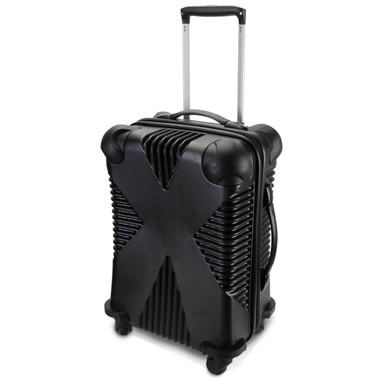 The Damage Deflecting Lightweight Luggage 25