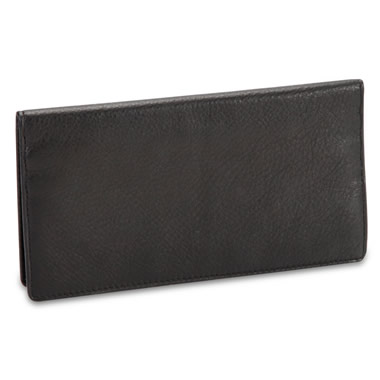 The Argentinian Leather Coat Pocket Wallet