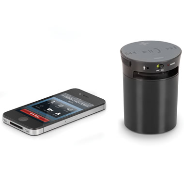 The Cup Holder Speakerphone
