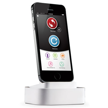 The Memory Expanding iPhone 5/SE Dock